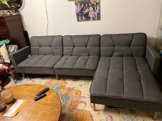 Sleeper sectional couch for Sale in Hillsborough,  CA