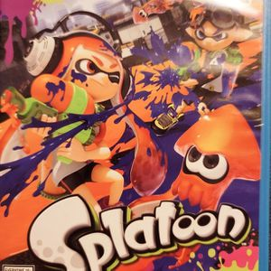 Splatoon - Nintendo Wii U for Sale in Sumner, WA