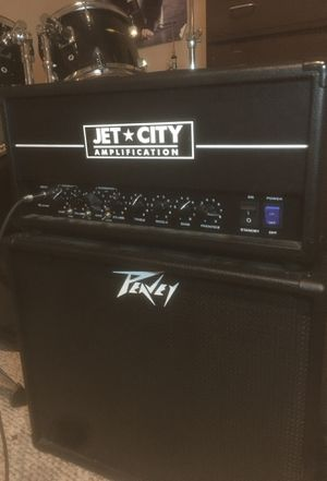 Like New Jet City amplifier stack for Sale in Normal, IL