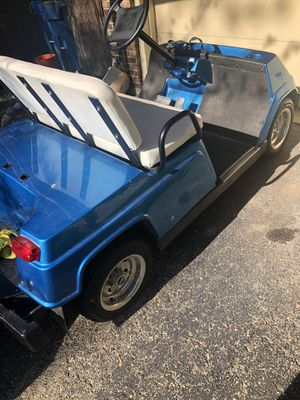 Yamaha 2 stroke golf cart for Sale in Naperville, IL