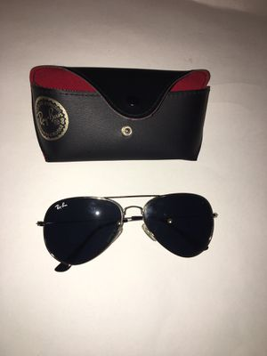 Ray Ban Sunglasses with Case for Sale in Alexandria, VA