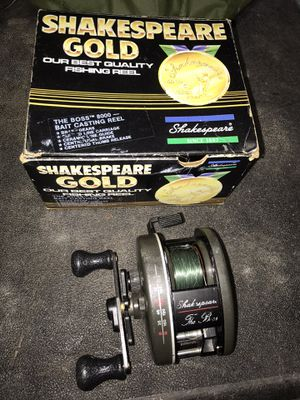 Fishing reel- With original box for Sale in Norridge, IL