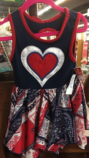 Red, White & Blue Dress for Sale in Snellville, GA