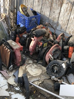 Parts for leaf blower's and as well as Weedwhacker's for Sale in Fresno, CA