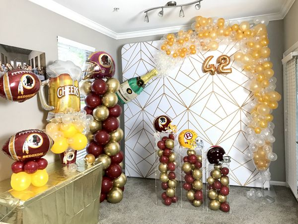 Balloon Decor for any event!
