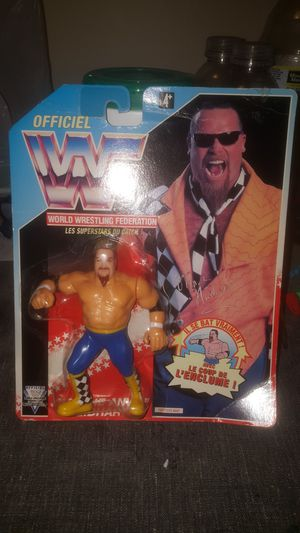 WWF Jim The Anvil Neidhart (1992) for Sale in Middletown, PA