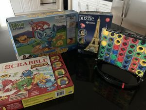 Games and puzzle for Sale in Perris, CA