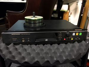 Marantz CDR 630 and 35 pack of CDs for Sale in Los Angeles, CA