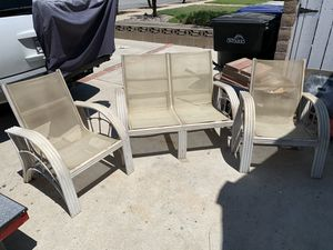 Patio chairs for Sale in Ontario, CA