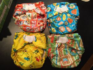 Bumkins all-in-one cloth diapers for Sale in Chicago, IL