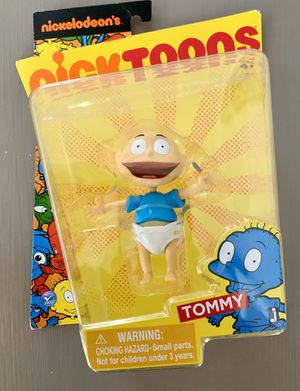NICKTOONS ACTION FIGURE- RUGRATS TOMMY . NICKELODEON for Sale in Hanover, MD