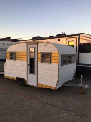 1967 Vintage travel trailer for Sale in Hemet, CA