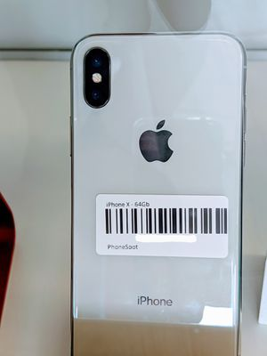 iPhone X 64gb (AT&T / Cricket) for Sale in Cypress Gardens, FL