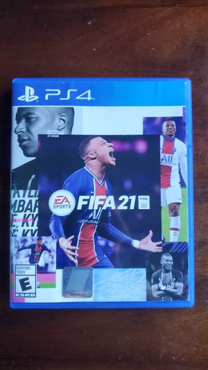 FIFA 21 PS 4 and 5 for Sale in San Leandro, CA