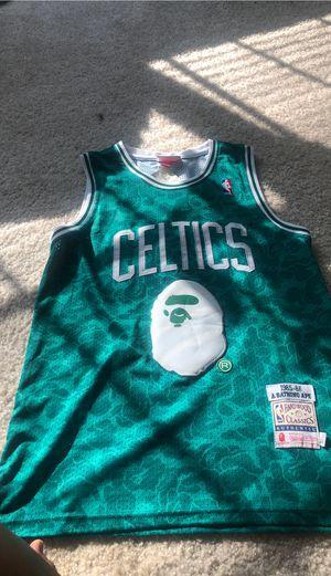 Bape jersey for Sale in Fairfax, VA