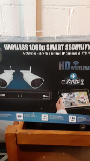 Smart security cameras for Sale in Detroit, MI