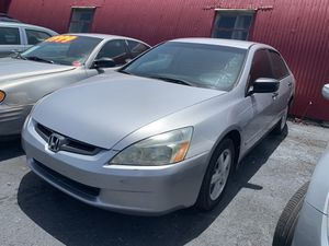 2004 Honda Accord for Sale in Fort Pierce, FL