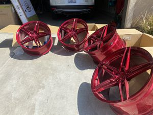 "Rohana RFX15 20"" Gloss Red for Sale in Fresno, CA"
