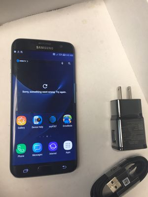 Galaxy s7 edge unlocked for Sale in Tyler, TX
