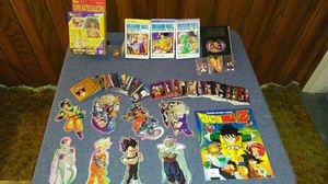 Dragoball Z Collectables (Japanese Comics, Cards, Stickers, Action Figures, & Books) 🐉 for Sale in San Diego, CA