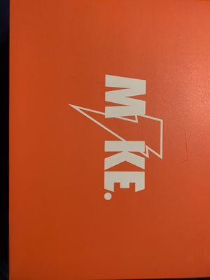 Nike Blue air jordan 1's gatorade addition for Sale in League City, TX