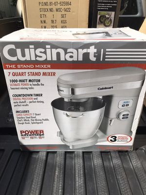 Cuisinart Mixer for Sale in Tacoma, WA