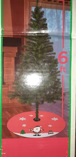 6 ft. Christmas Tree for Sale in Phoenix, AZ
