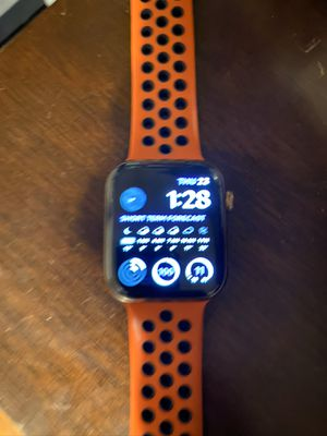 Apple Watch 4 44mm stainless steel for Sale in West Springfield, MA