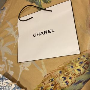 Chanel Paper Bag for Sale in Moreno Valley, CA