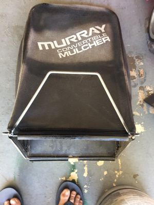 """Lawn mower Bag; 16""""X9""""X27"""" approximate for Sale in Canoga Park, CA"""
