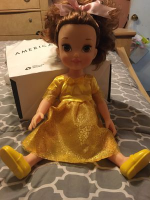 Princess Belle doll for Sale in Houston, TX