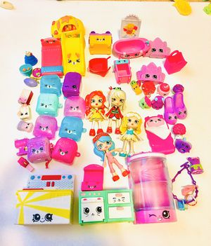 ShopKins happy places for Sale in Rockport, IN