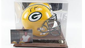 Brett Favre Autographed NFL CSE Authentic Green Bay Packers Helmet for Sale for sale  Wayne, NJ