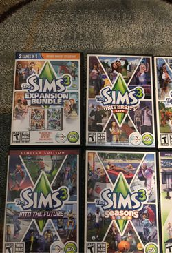 The Sims PC games for Sale in Nashville,  TN
