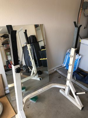 Squat rack for Sale in Glendale, AZ