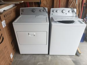 Like new washer and dryer set for Sale in Salt Lake City, UT