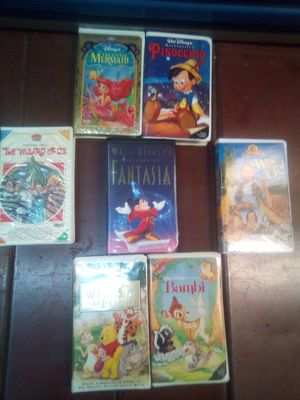 Disney VHS collection for Sale in Millbrae, CA