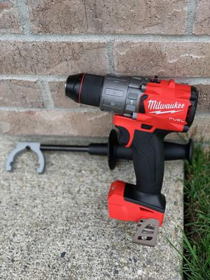 New Milwaukee M18 FUEL 18-Volt Lithium-Ion Brushless Cordless Hammer drill (Tool-Only) for Sale in Lake Stevens, WA
