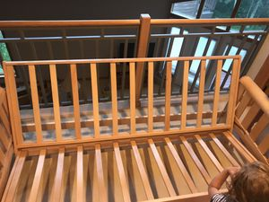 Futon bed frame for Sale in Frisco, CO