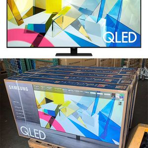 """New $950 Samsung 55"""" Class QLED Q80T Series 4K UHD Direct Full Array 12x Quantum HDR 12x Smart TV for Sale in Whittier, CA"""