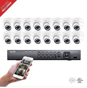 16 camera security system for Sale in Moline, IL