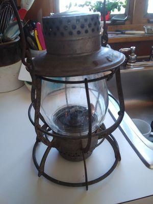 "Dietz railroad lantern-10""tall for Sale in Penobscot, ME"