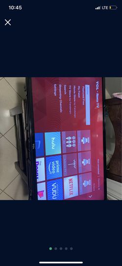 """TCL Roku Tv 32"""" for Sale in Los Angeles,  CA"""