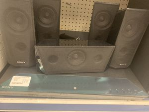 Home stereo system Sony for Sale in Orlando, FL