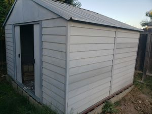 Free 9ftx10ft storage shed for Sale in Corona, CA