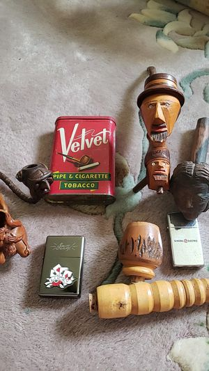 VINTAGE SMOKING ITEMS for Sale in South Bend, IN