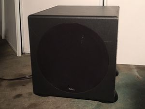 AS IS KLH Powered Subwoofer for Sale in Fresno, CA