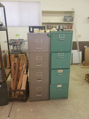 FILE CABINETS for Sale in Colorado Springs, CO