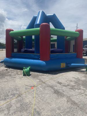 Inflatables for sale prices range as age does with out blowers for Sale in Hudson, FL