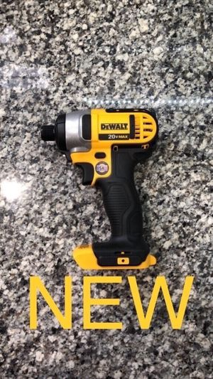 Save Big Over Retail. New Dewalt 20V MAX Cordless Impact Driver Power Tool, Tool Only for Sale in Hilliard, OH